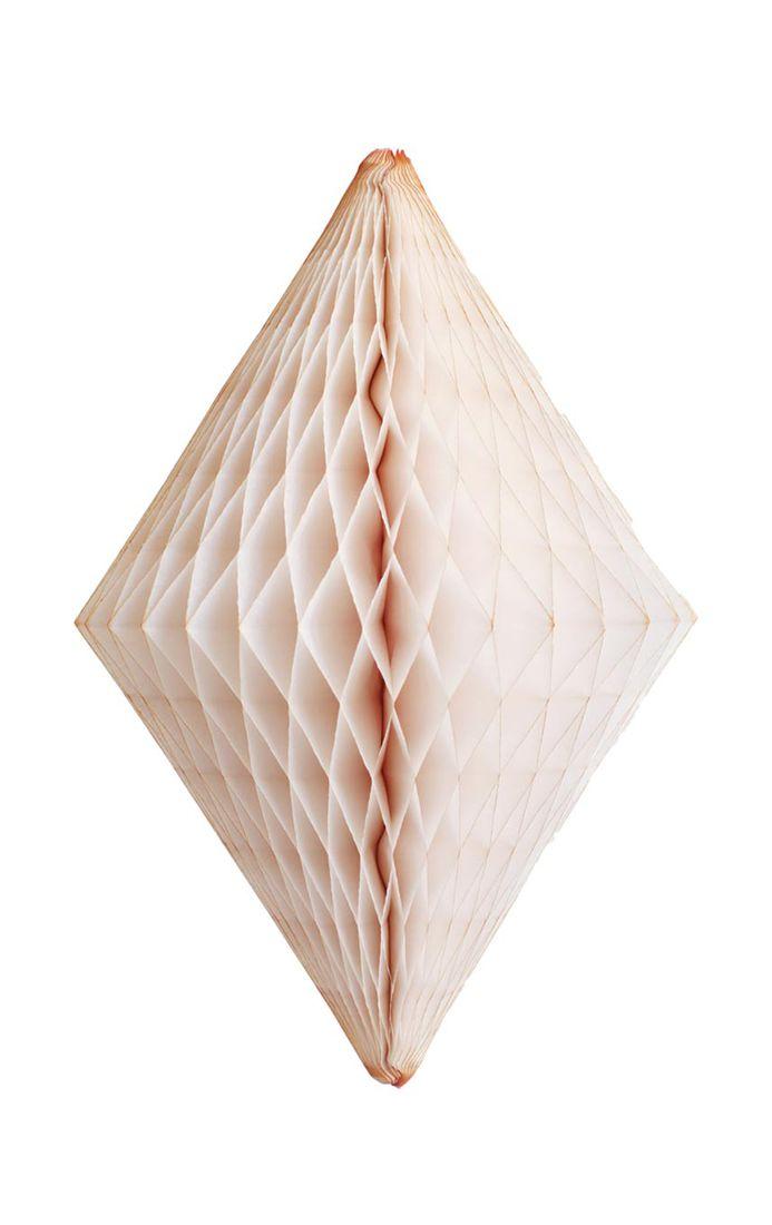 Large crystal ivory web